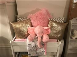 Martina verified customer review of Baby Elephant Lovey