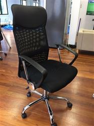warner w. verified customer review of Maxwell Mesh Office Computer Chair Black