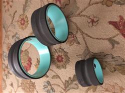 Derek L. verified customer review of 3 Wheel Pack - Plexus Wheel+