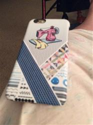 Sewing V2 iPhone Case