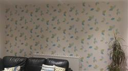 Anonymous verified customer review of Arthouse Wallpaper Monaco   Teal/Green