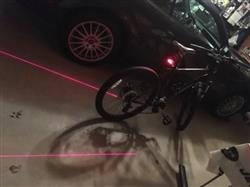 Instant Lazer LED Bike Lane & Safety Warning Light