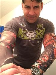 RONALD T. verified customer review of Tattoo Arm Sleeve MEGA Bundle (12 x Arms/Designs)