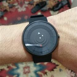 Danilo U. verified customer review of Matte Black Watch Future MKI