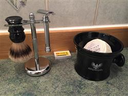 5-Piece Wet Shaving Set with Merkur 38C Razor, Save $40