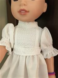 Margaret S. verified customer review of Heirloom Entree 13-14.5 Inch Doll Clothes Pattern