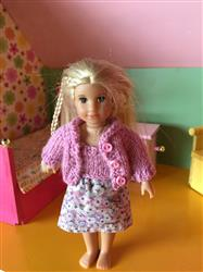 Sue verified customer review of Fall Ensemble Knitting Pattern for Mini Dolls