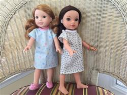 Carol L. verified customer review of Hospital Patient Pattern for 13 to 14.5 Inch Dolls