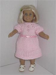 Linda Muszynski verified customer review of Mini Dresses Knitting Pattern for Mini Dolls