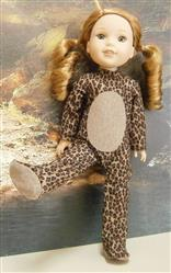 Pat P verified customer review of Costume Jumpsuit Pattern for 14 to 14.5 Inch Dolls