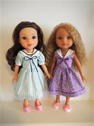 Linda L verified customer review of Sailorette 14.5 Doll Clothes Pattern