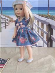 Amy G. verified customer review of Sailorette 14.5 Doll Clothes Pattern
