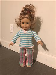 ARS verified customer review of Piccadilly Pj's 18 Doll Clothes Pattern