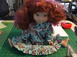 Sylvia W. verified customer review of Piccadilly Pj's 18 Doll Clothes Pattern