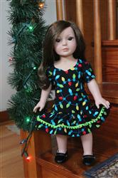 Linda in PA verified customer review of Time to Celebrate 18 Doll Clothes Pattern