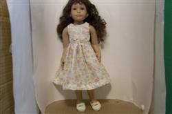 Little '50s Dress 18 Doll Clothes