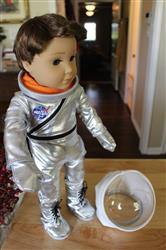 Victoria verified customer review of Mercury Flightsuit 18 Doll Clothes Pattern