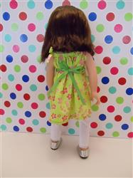 Leticia A. verified customer review of Drawstring Dress 18 Doll Clothes