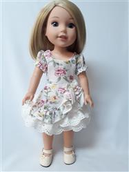 Mitzi Heunes verified customer review of Provence 14.5 Doll Clothes Pattern
