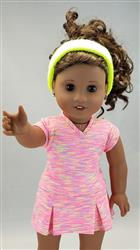 Tina J. verified customer review of V-Neck Tee 18 Doll Clothes Pattern