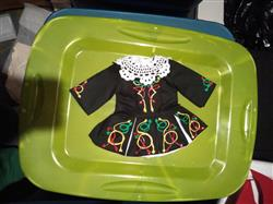 Cara C. verified customer review of Irish Dance Solo Dress 18 Doll Clothes Pattern