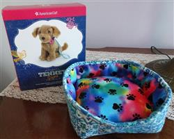 Pet Bed 18 Doll Furniture