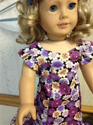 Ronda P. verified customer review of Aloha Holoku Dress 18 Doll Clothes Pattern