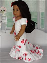 Brenda M. verified customer review of Aloha Holoku Dress 18 Doll Clothes Pattern