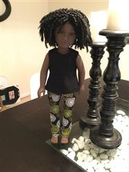 Valerie B. verified customer review of Bootcut Jeans Karito Kids Dolls