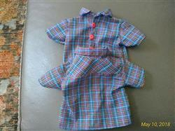 Teresa C. verified customer review of Button Up Shirt Bundle for Girls and Boys 18 Doll Clothes Pattern