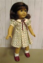 Carol Meadows verified customer review of Petals-n-Pleats 18 Doll Clothes Pattern