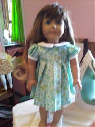 Gretchen Hulett verified customer review of Petals-n-Pleats 18 Doll Clothes Pattern