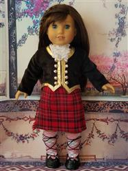 Jozel Watson verified customer review of Girl's Highland Bundle 18 Doll Clothes Pattern