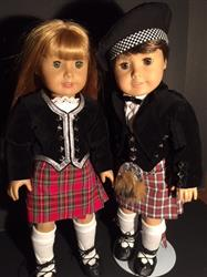 Sewbig verified customer review of Unisex Highland Bundle 18 Doll Clothes Pattern