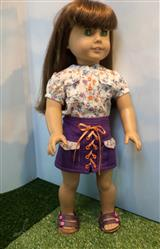 Michele Groberman verified customer review of Utility Skirt 18 Doll Clothes Pattern