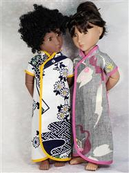 Shirley F. verified customer review of Ming Lin Pattern for A Girl For All Time Dolls