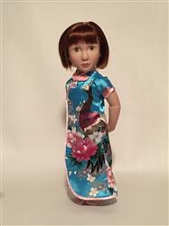 Julie Helmer  verified customer review of Ming Lin Pattern for A Girl For All Time Dolls