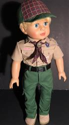 Sewbig verified customer review of Boys Club Uniform 18 Doll Clothes Pattern