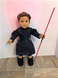 Owen V. verified customer review of Dark Apprentice 18 Doll Clothes Pattern
