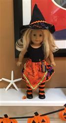 Patricia C. verified customer review of Halloween Party 18 Doll Clothes Pattern