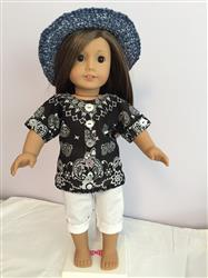 Dawn verified customer review of Bandana Blouse 18 Doll Clothes Pattern