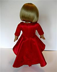 Agnes P verified customer review of Starlight Gala Dress 18 Doll Clothes Pattern
