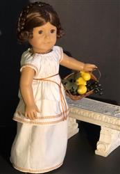 Sewbig verified customer review of A Piece of History Dress 18 Doll Clothes Pattern