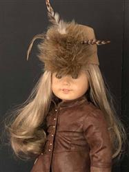 Sewbig verified customer review of Happy Girl Pretty Girl Pom Pom Hat 18 Doll Clothes Pattern