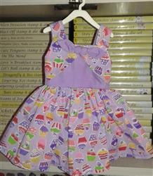 Magdalena verified customer review of Sofie's Pleasant Day Sundress 18 Doll Clothes Pattern