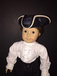 Sewbig verified customer review of 18th Century Shirt 18 Doll Clothes Pattern