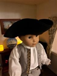 Lori R. verified customer review of Pirate Hat Story Book Collection: Toppers 18 Doll Clothes