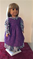 Barbara T. verified customer review of Carrots 18 Doll Clothes Pattern