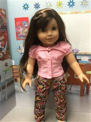 PennyT verified customer review of Joy Blouse 18 Doll Clothes Pattern