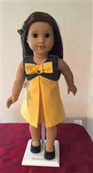 Barbara T. verified customer review of Tent Dress 18 Doll Clothes Pattern